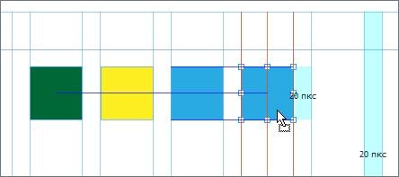 Как выравнять объекты в Adobe Muse - 4